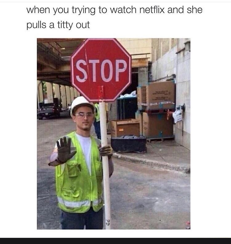 No Titties - meme