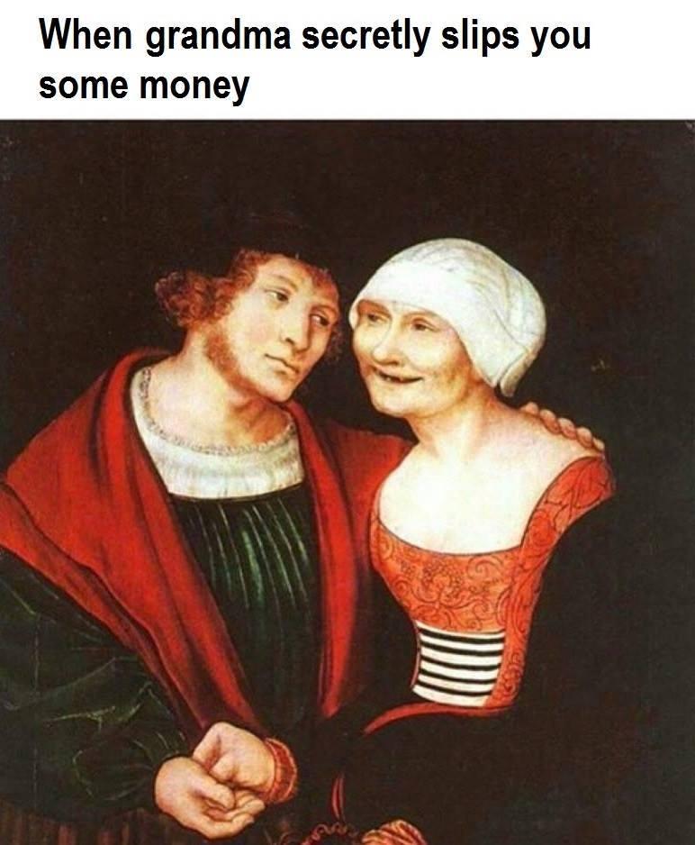 Thanks fam :v - meme