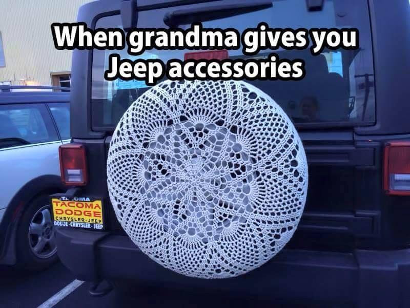 Grannies - meme