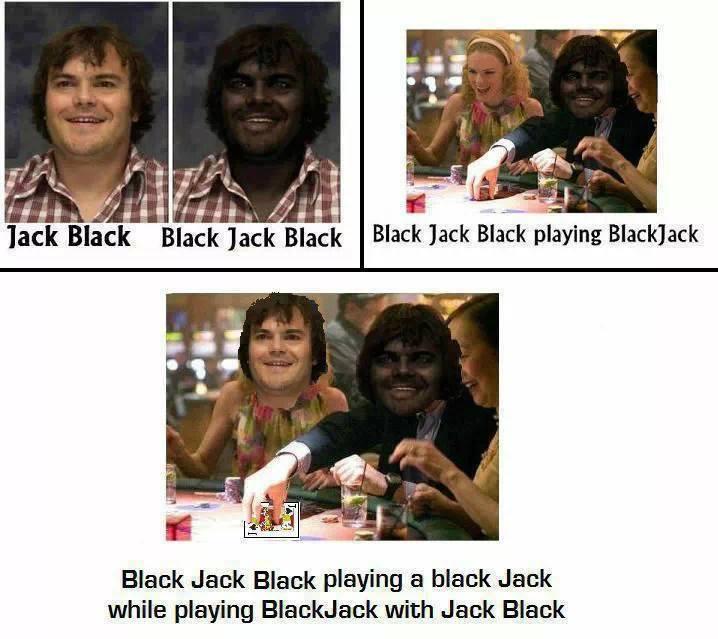 Jack Black :v - meme