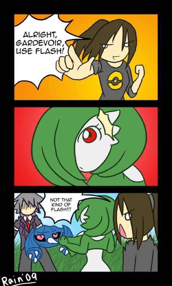 Pokemon is life - meme