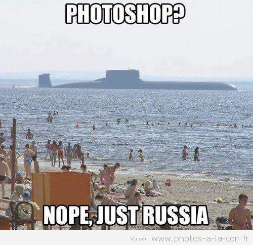 Pendant ce temps en Russie - meme