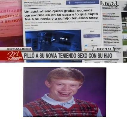 Bad luck - meme
