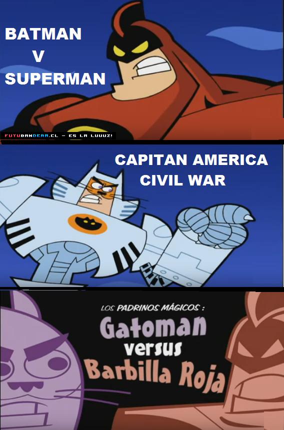 Batalla Epica ! - meme