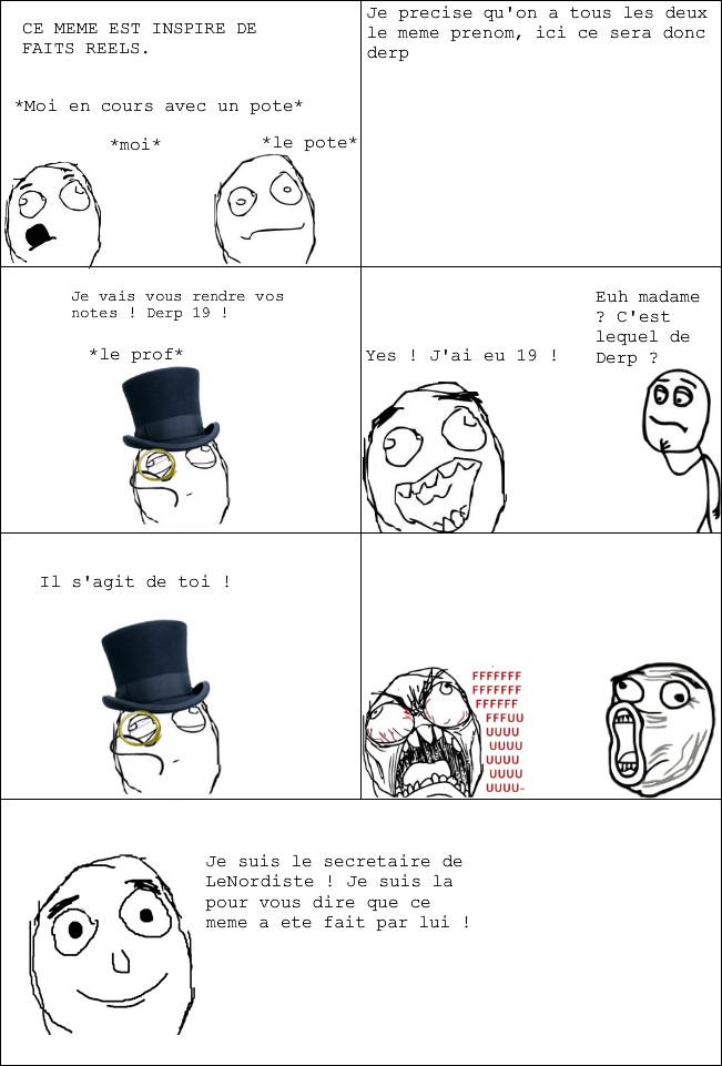 1er VRAI meme fait par moi ! :D Badidadida