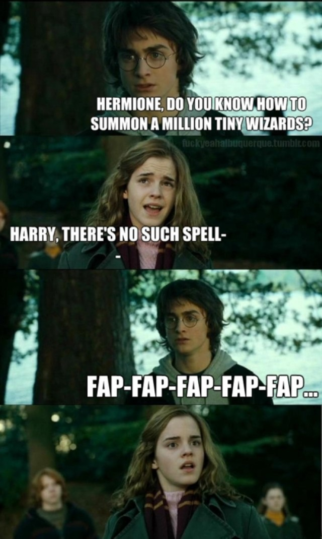 Harry...Oh god - meme