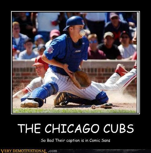 The cubs - meme