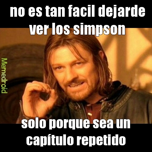 no es tan facil - meme