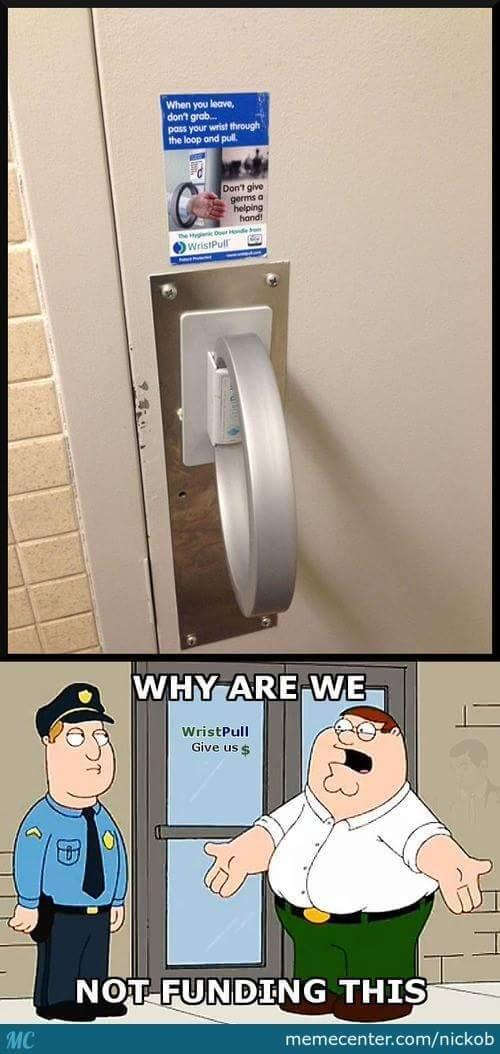want - meme