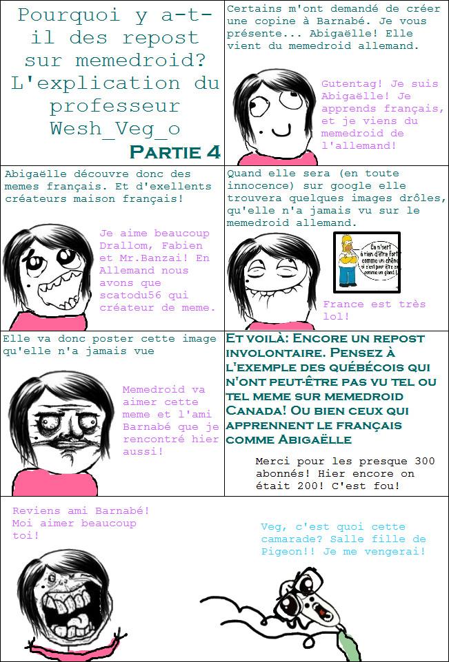 Partie 4! - meme
