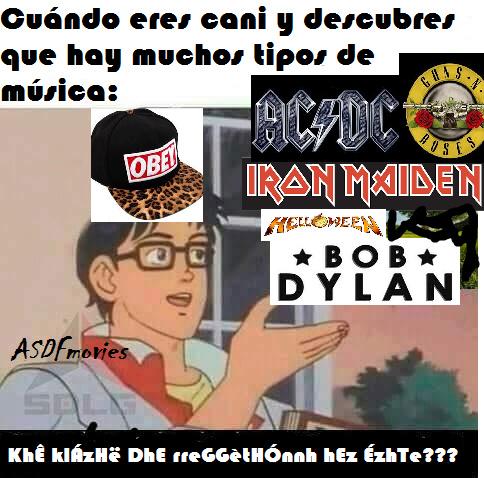 canis >:v (original) - meme