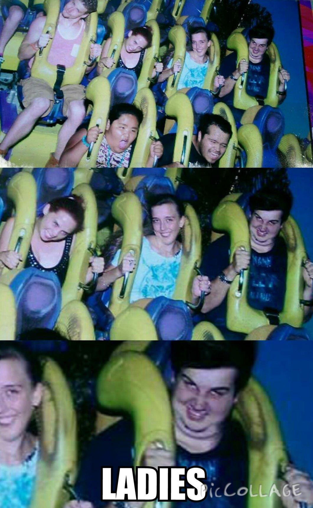 Rollercoaster of love - meme