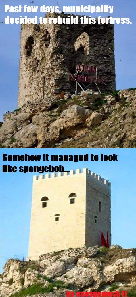 Worst. Renovation. Ever. - meme