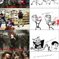 zombie apocalypse !!! quel est votre lv ? vote dans les com !