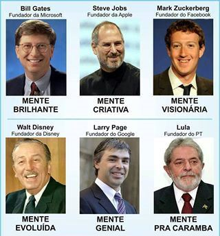Dilma Mente Muito Mal - meme