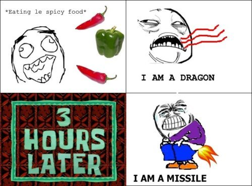 i am a missile - meme