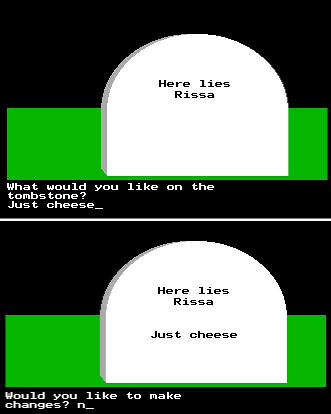 RIP Me (Oregon Trail) - meme