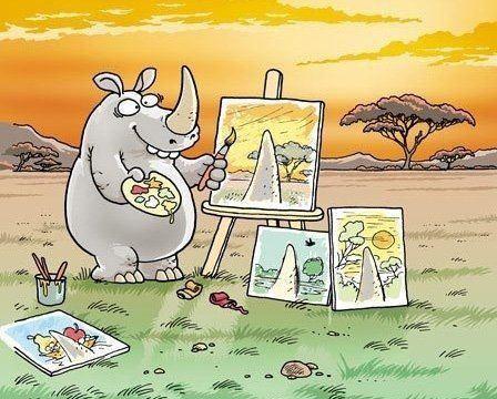 The Hippopotamus - meme