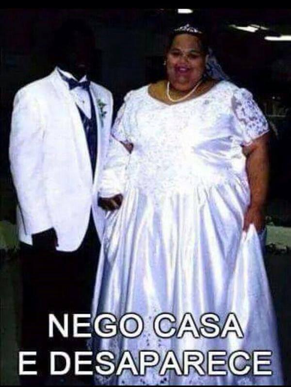 o casamento  - meme