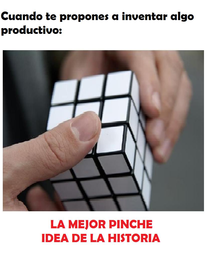 EL MEJOR INVENTO DE LA HISTORIA - meme