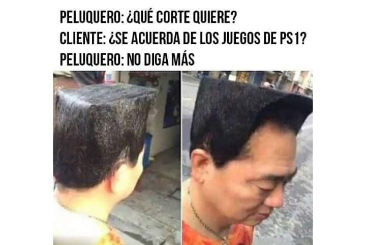 Como PS1 - meme