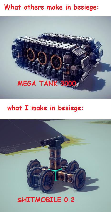 Besiege, anyone? - meme