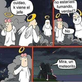 Meteorito - meme