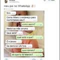 Da série pais no Whatsapp