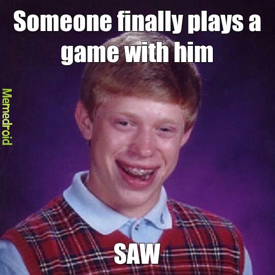 saw - meme
