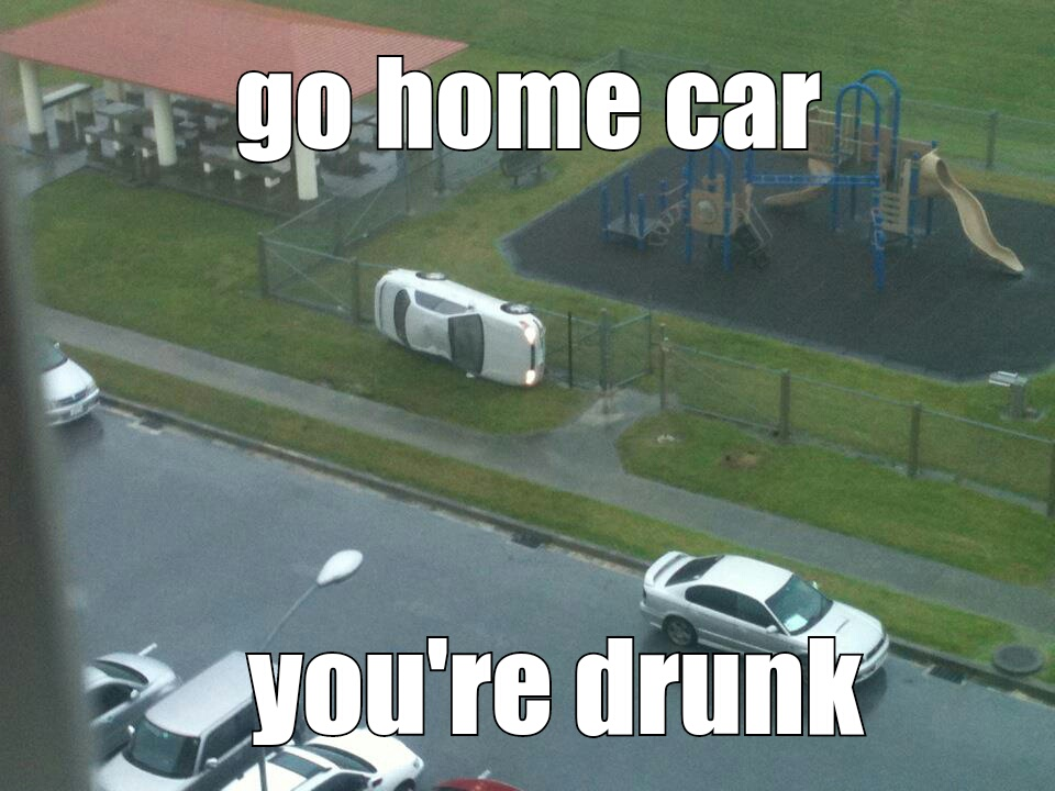 New Car Meme Funny : Drunk car fail meme by hank yo : memedroid