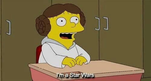 Starwars and Disney gives me more of a reason to go to Disney world - meme