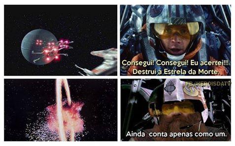 AINDA CONTA COMO UM !!!! - meme