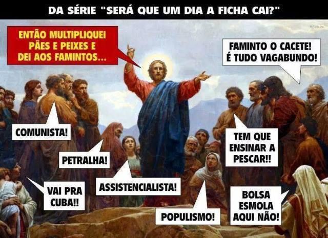 #_# Comuna!!! Vai pra Cuba!!!  - meme