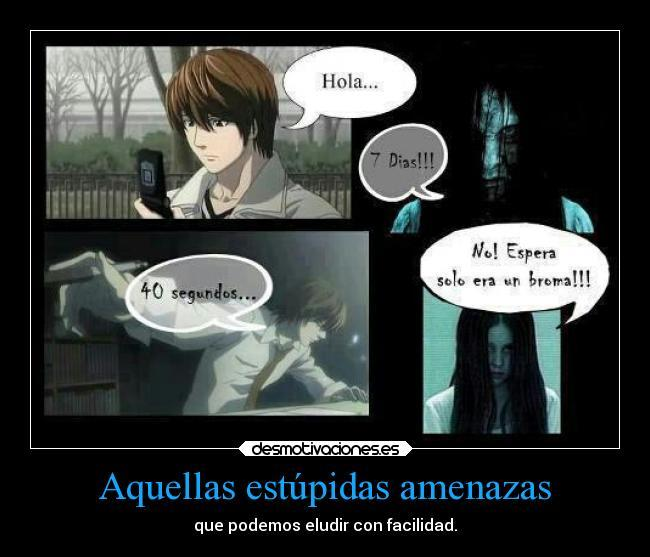 death note :D - meme