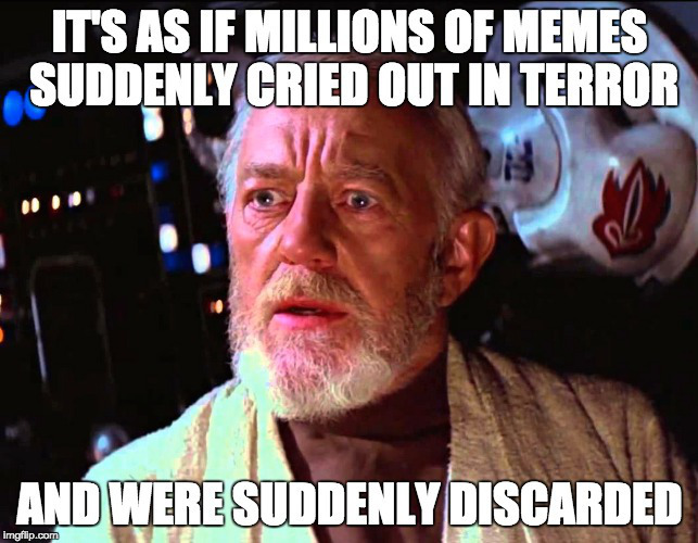 When none of the memes you just moderated are published