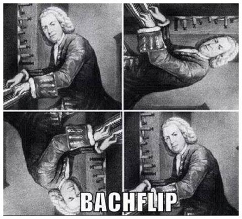 Bachflip - meme