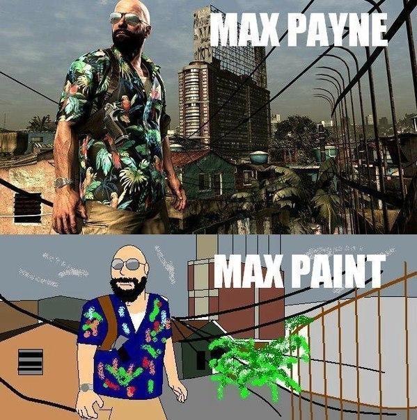 paint wins - meme