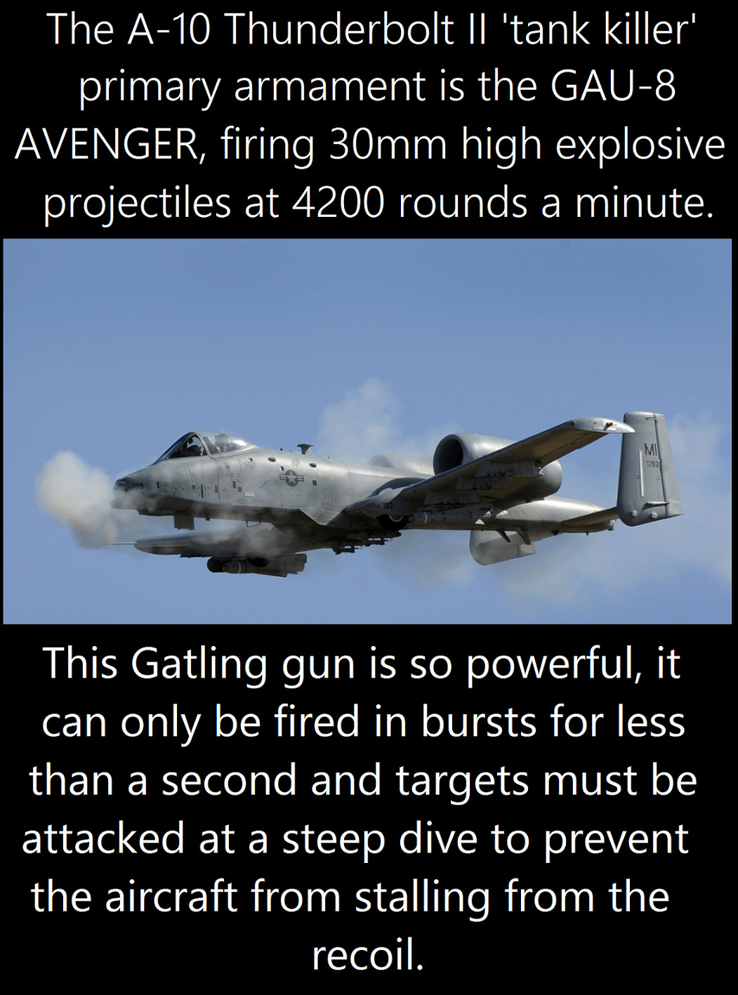 A-10's are awesome. - meme