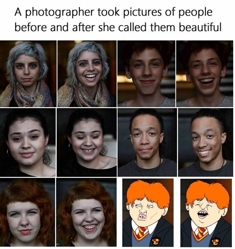 When you get call led beautiful - meme