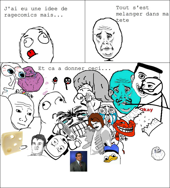 Gros bordel x) - meme