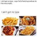 Favorite Fries*