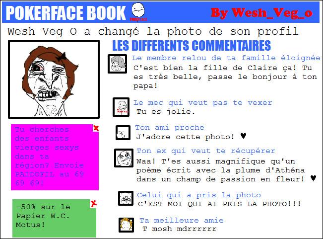 Pokerface Book Meme Subido Por Weshvego Memedroid