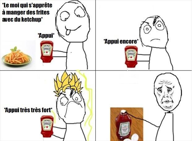 Fameux Ketchup - meme