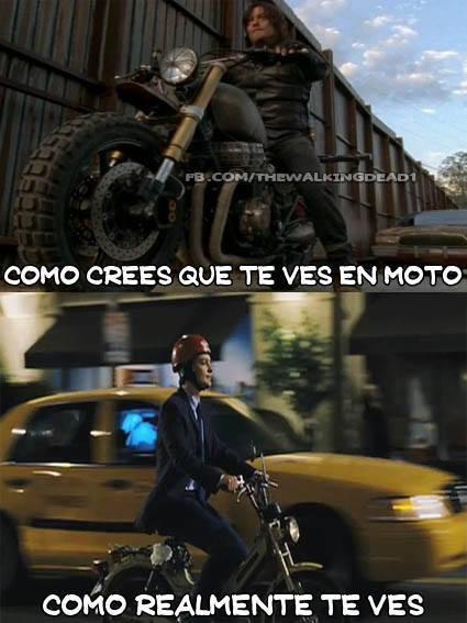 Motos - meme