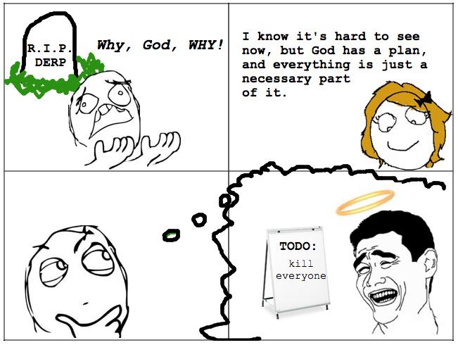 God's Plan - meme