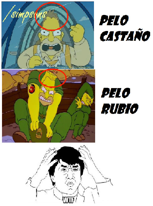 Simpsons logic. - meme
