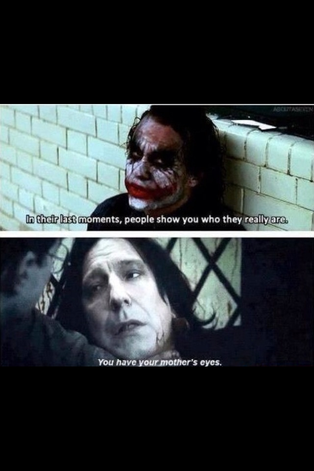 Oh Snape, you were the most sexy teacher of all time. - meme