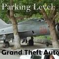 Parking avion