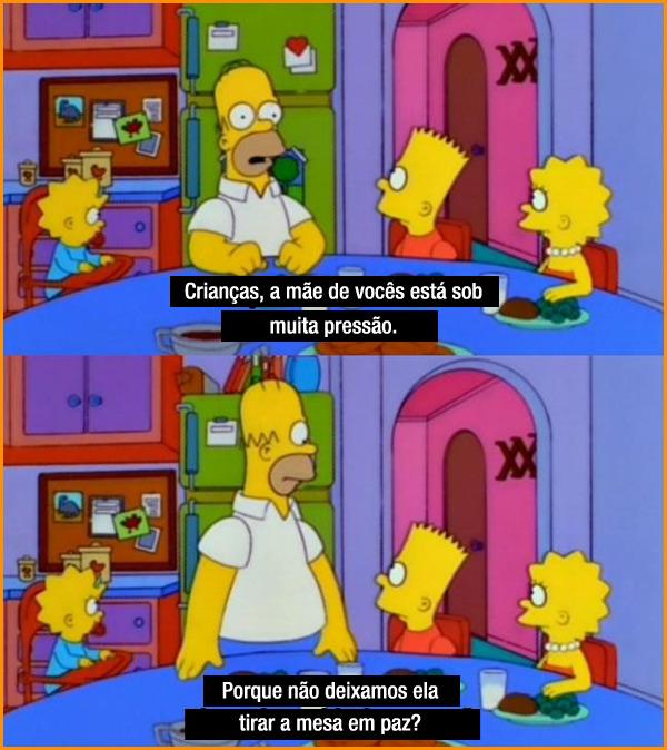 Homer Romântico  - meme