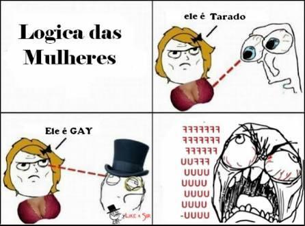 #LogicaDasMolieres03 - meme